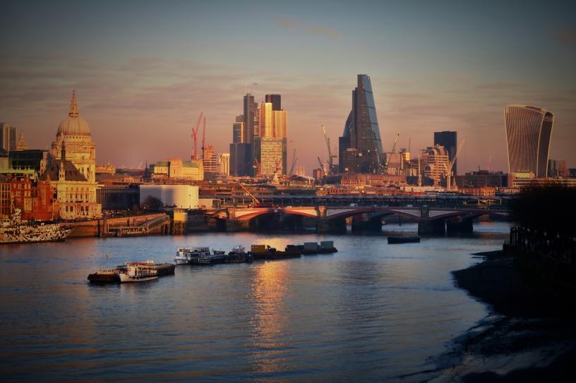 London City finance hub, capital forex election